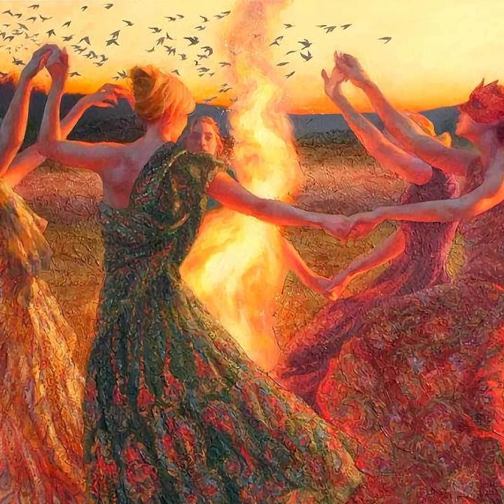 Активация женской энергии