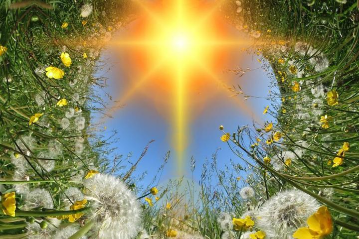 Празднование летнего солнцестояния в разных странах
